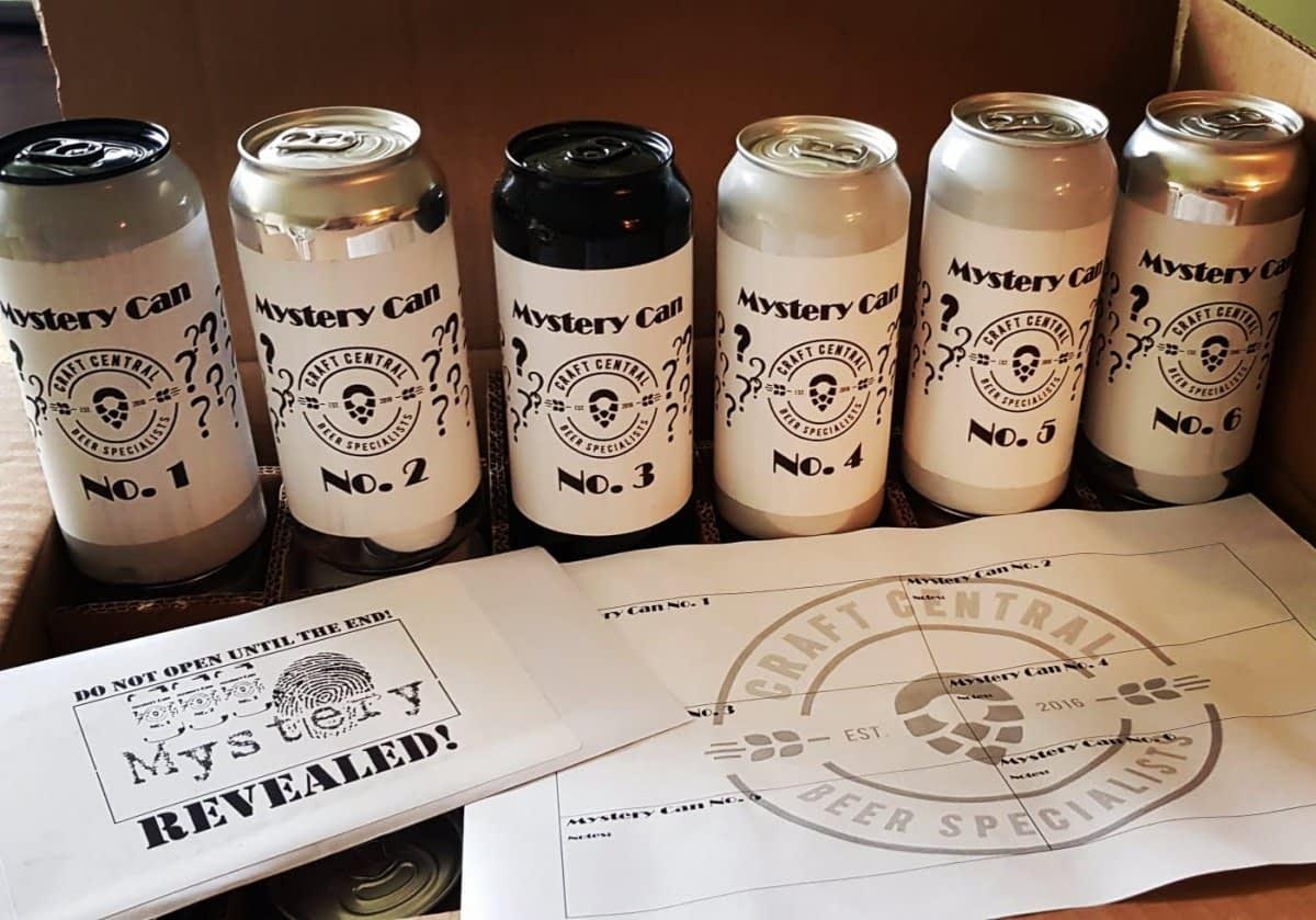 Virtual Beer Tasting